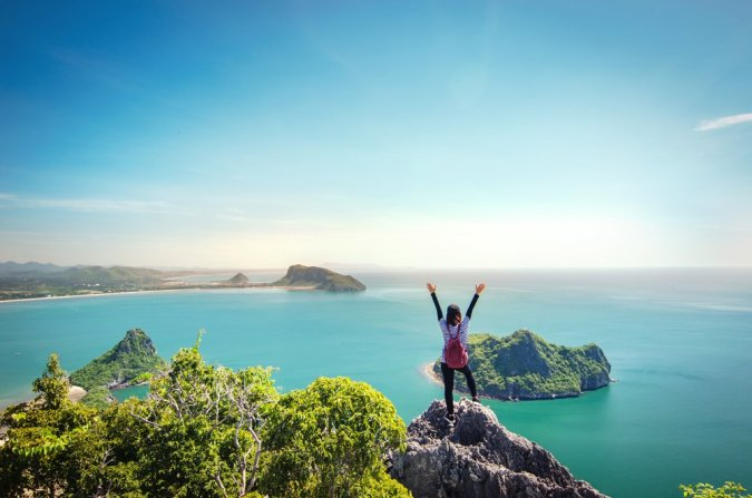 Becoming a digital nomad isn't for everyone, but if you're adventurous enough to travel and work from anywhere, it might be worth a try.