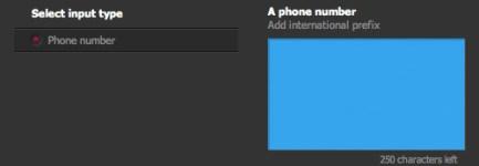 código qr con teléfono