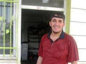 Palestinian prisoner Arafat Jaradat