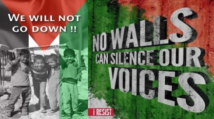 No Walls Can Silence Our Voices