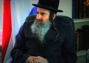 Rabbi Josef Antebi