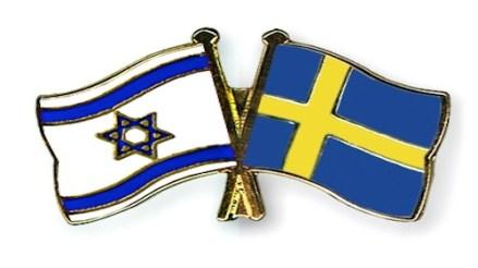 Swedish Israeli friendship