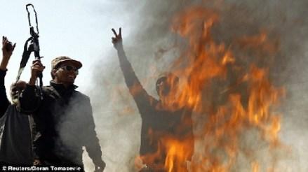 Libya disintegration