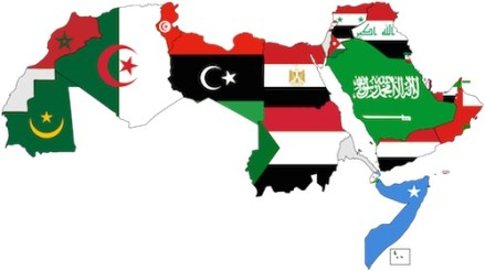 The Arab world