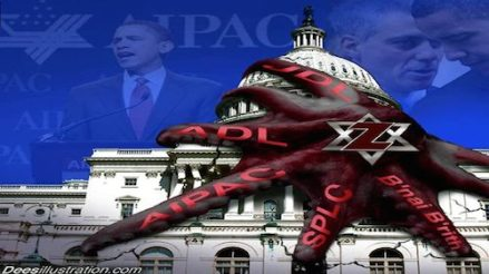 Zionism corrupting US democracy