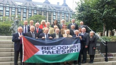 UK Palestine recognition