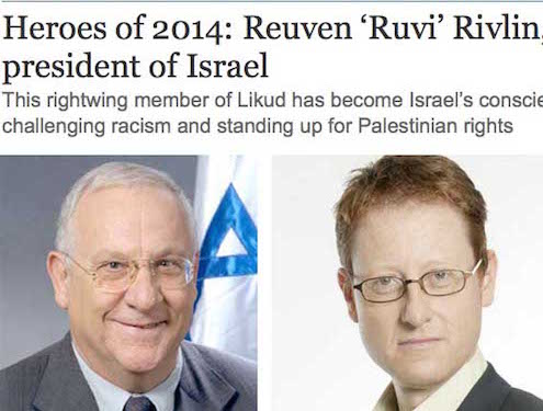 Jonathan Freedland's Guardian_heroes of Israel
