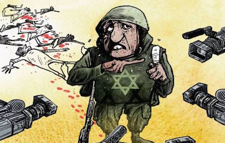 Israeli cynicism in Nepal