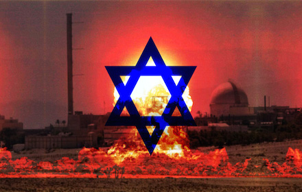 Israel nuclear threat