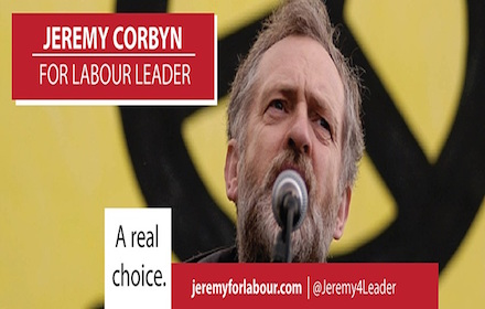 Jeremy Corbyn for Labour leader
