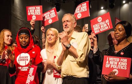Jeremy Corbyn victory