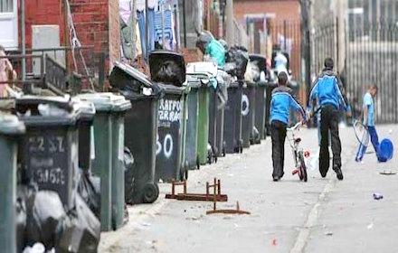 Austerity in UK
