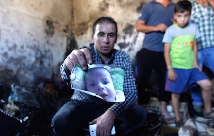Palestinian despair