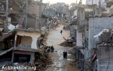Gaza hell