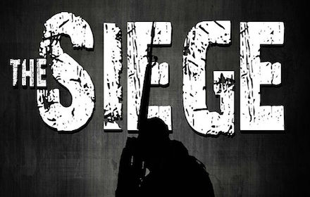 The Siege - poster