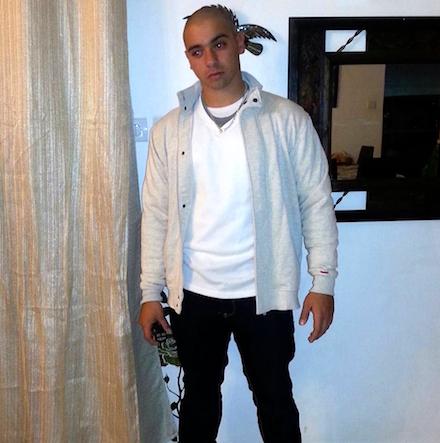 Israeli soldier murderer El-Or Azarya