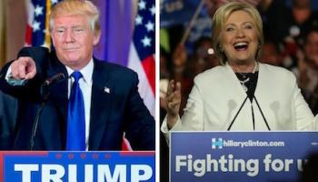 Hillary Clinton and Donald Trump: Bigots all around