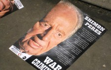 Shimon Peres: war criminal