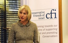Theresa May - friend of Israel