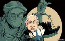 Netanyahu vs international law