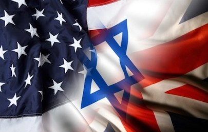 US-UK-Israel conspiracy against Palestine