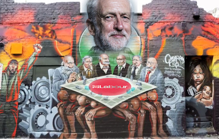 Zionist onslaught against Corbyn