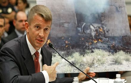 Erik Prince of Blackwater