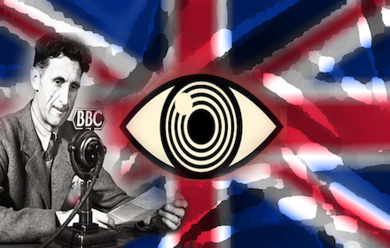 Britain in the grip of the Zionist lobby: Living in an Orwellian dystopia