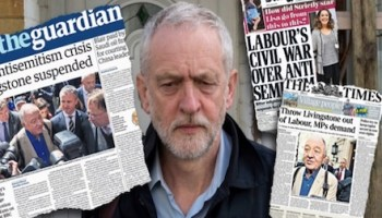 UK Labour self-destructs under 'anti-Semitism' onslaught