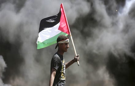 Gaza catastrophe