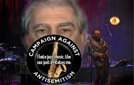 Campaign Against anti-Semitism bullies