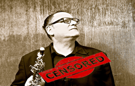 Gilad Atzmon censored