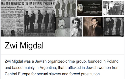 Jeffrey Epstein and Zvi Migdal