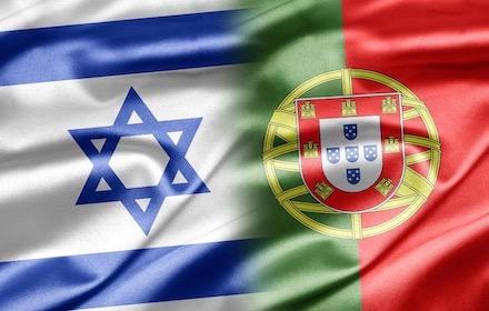 Israelis devour Portugal