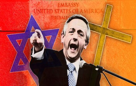 Top Trump bigot Robert Jeffress