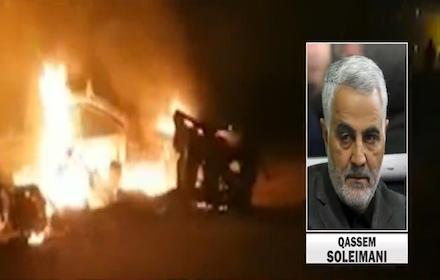 Killing Qassim Soleimani