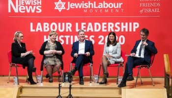 Hypocritical UK Labour racist Zionists try to talk about racism