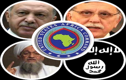 Africom and Turkish-sponsored terrorism in Libya