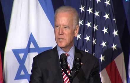 Joe Biden - slave of Israel