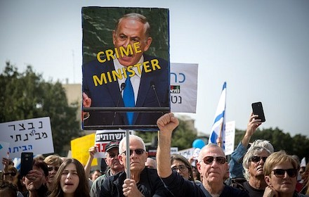 Anti-Netanyahu protests