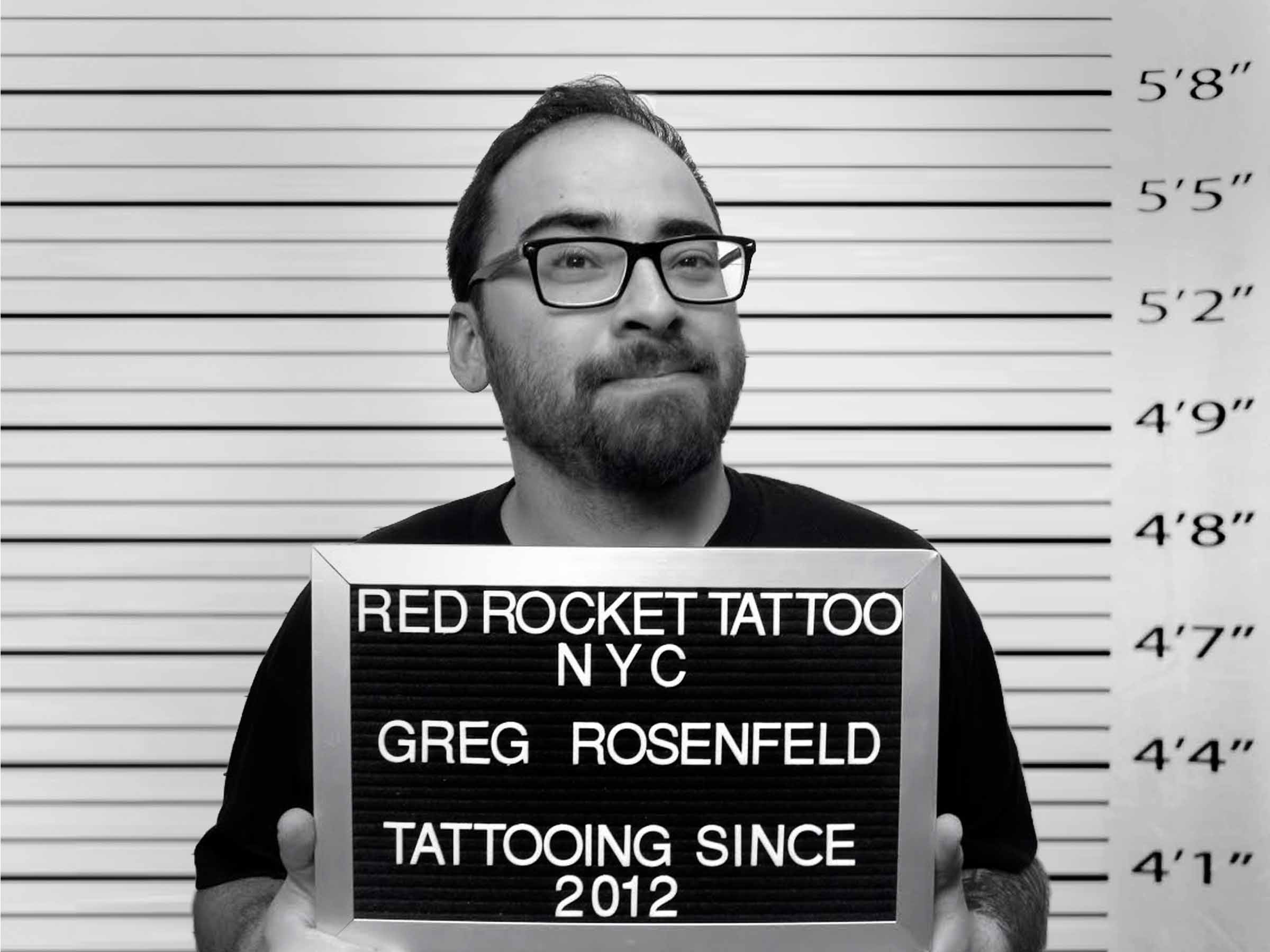 Red Rocket Tattoo Nyc High Quality Tattoos In New York City Since 1998