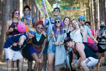 Electric Forest Saturday Photo 28