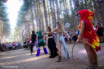 Electric Forest Saturday Photo 34
