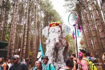 Electric Forest Weekend 1 Thursday Photo 45