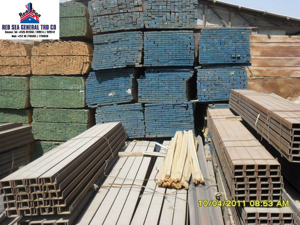 Building Materials – Red Sea General Trading Company