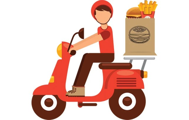 delivery food service