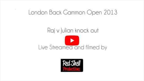 London Backgammon Open