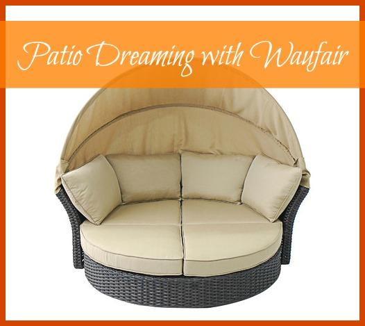 My Dream Patio with Wayfair on My Dream Patio id=33903