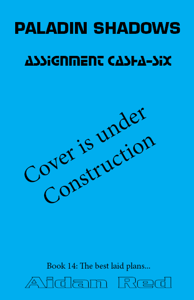 Book Cover: Assignment Casha-Six Book 14