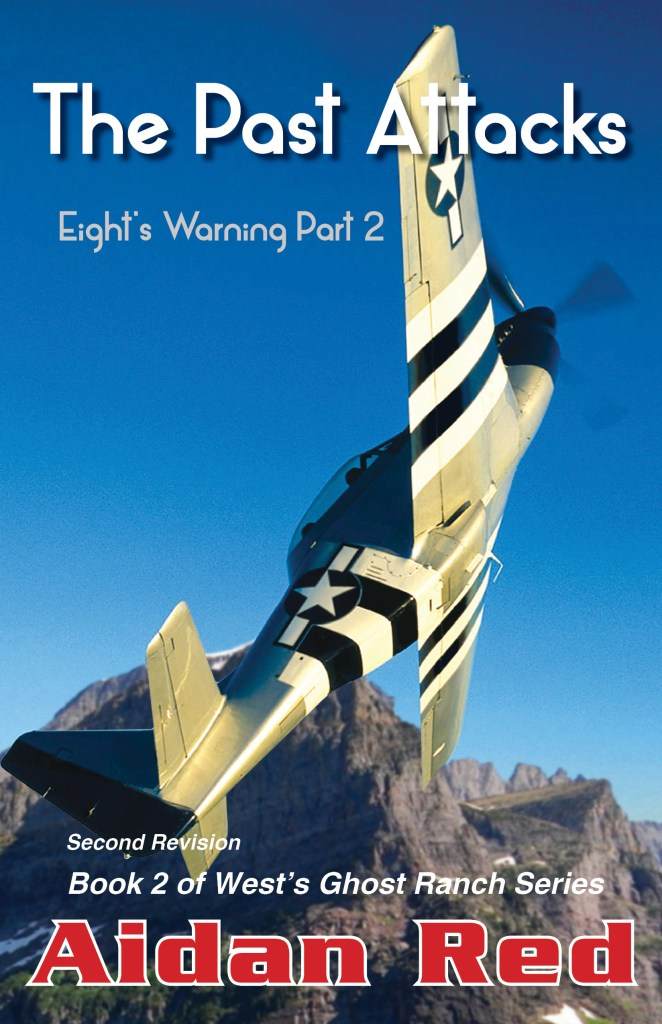 Book Cover: Eight's Warning Part 2